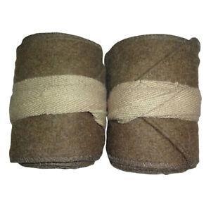 WW1 US Army Khaki Putties / M1910 Leggings Wraps - Reproduction n312