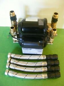 A Stuart Turner  2.0 bar In very good condition   Twin Negative  Pump.
