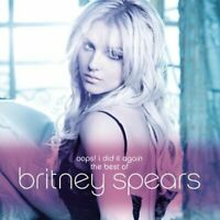 Britney Spears - Oops! I Did It Again - The Best Of Britney Spears [CD]