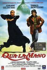 Dvd Qua la Mano - (1980) *** Adriano Celentano,Enrico Montesano Lilli Carati ***