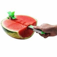 2020 Amazing Melon Cutter Watermelon Cubes Slicer Stainless Steel Cutter Knife