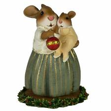 Wee Forest Folk B-21 Baby Bunny's First Christmas