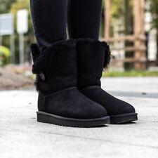 UGG AUSTRALIA BAILEY BUTTON II Boots Stiefel Gefüttert Damen Women Winterschuhe