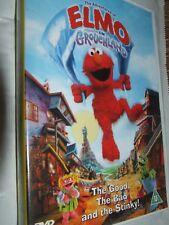 Adventures Of Elmo In Grouchland DVD