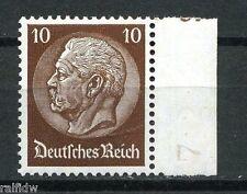 Dt. Reich 10 Pfg. Hindenburg 1934** verkehrtes Wasserzeichen geprüft (S7981)