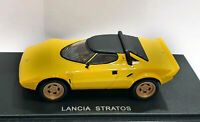 Lancia Stratos Yellow escala 1/43 Legend Series 464100