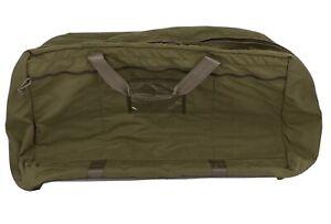 Eagle Industries Khaki Deployment Bag w/ Divider Panel