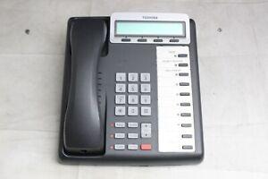 Lot Of 10 Toshiba DKT3210-SD LCD Display Digital Business Office Phones