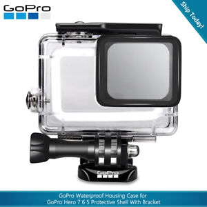 Waterproof Housing Case for GoPro HERO7, HERO6, HERO5