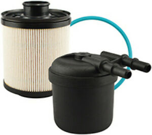 Fuel Filter Baldwin BF9895 KIT replaces Ford BC3Z-9N184-B; Motorcraft FD4615