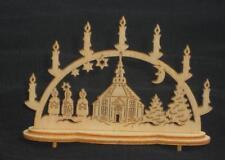 Miniatur Weihnachten//Puppenstube #12# Engel//Bergmann Schwibbogen Maßstab 1:12
