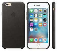 Apple iPhone 6s Plus Leather Black Case Genuine