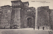 Perugia Porta Urbica Etrusca o d'Augusto f.p.