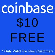 Coinbase New Customer Offer - Get a $10 Credit - Coupon Promo Referral Code