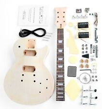 Guitare électrique Lespaul Kit à finir soi-même