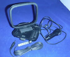 Sony Car Mount Adapter Cpm-401p Am Loop Antenna Sony 4.5v charger