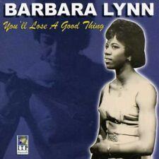 Barbara Lynn - You'll Lose a Good Thing [New CD]