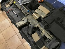 New listing G&P M4 Airsoft Rifle w/ Upgrades And Extras