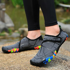 Womens Water Sports Shoes Quick-Dry  Barefoot Swim Diving Surf Aqua Pool Beach