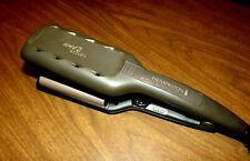 "Remington S7280 Wet 2 Waves Ceramic + Titanium Wet/Dry 2""  Deep HAIR Waver  EUC"