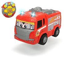 Dickie Toys 203814031 - RC Happy SCANIA Funkferngesteuertes Feuerwehrauto *auss