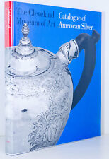 AMERICAN SILVER Colonial New England Arts & Crafts Contemporary Silversmith HC