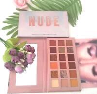 The New Nude Palette d'Ombres à Paupières style Huda