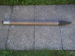 Rammfilter mit Messingschutzmantel 2 Zoll