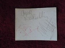 Jimi Hendrix Experience Authentic 1967 Signed Autograph Book Page w/ PSA/DNA