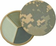 Acu Digital Camouflage 3 Color Camo Face Paint Compact W Mirror Hunting Military