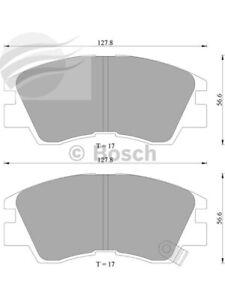 Bosch Brake Pad Front Set Mitsubishi Triton,Pajero,L200 L300,Express (DB1113BL)