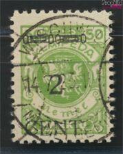 Memelgebiet 177 geprüft gestempelt 1923 Aushilfsausgabe (9039342