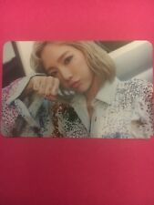 Taeyeon Why Official Photocard Kpop Girls Generation Snsd