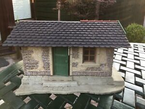 Two G scale Garden Rail Buildings - houses/cottages  POLA