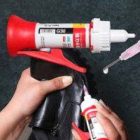 20ml Liquid Super Glue Touch Cyanoacrylate Adhesive Strong Rubber Fabric