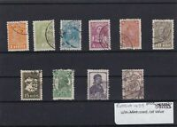 RUSSIA   MOUNTED MINT OR USED STAMPS ON  STOCK CARD  REF R966