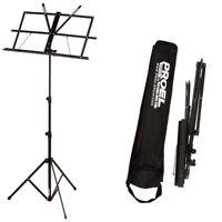 PROEL RSM300 leggio regolabile + appoggia spartiti + bag per orchestra spartito
