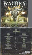 CD--VARIOUS ARTISTS--WACKEN 2011-LIVE AT WACKEN OPEN AIR| DOPPEL-CD