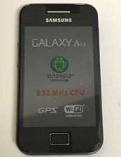 Samsung Ace GT-S5830i sans sim débloqué blanc smartphone Android (téléphone uniquement)