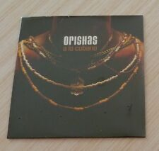 RARE CD SINGLE PROMO 1 TITRE ORISHAS A LO CUBANO NEUF