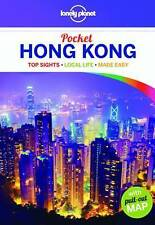 POCKET HONG KONG - LONELY PLANET TRAVEL GUIDE PICS FAST FREE POST FROM SYDNEY