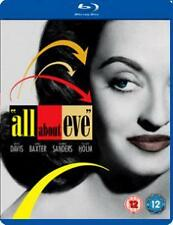 ALL ABOUT EVE - BLU-RAY - REGION B UK
