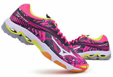 Mizuno Lightning Z4 Volleyball Badminton Shoes Indoor Unisex Pink V1GA180090