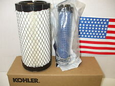 Walker  Grasshopper Mower Air Filter Set OEM 5090-1 & 3