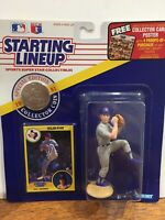 1991 - MLB / Starting Lineup - Nolan Ryan #34 - Texas Rangers - Special Edition