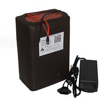 48v 30Ah Lithium Li-ion Battery Pack for E-Bike 1500W Motor Scooter 5A Charger