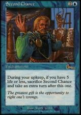 Portuguese Second Chance ~ Near Mint Urza's Legacy Foreign UltimateMTG Magic Blu