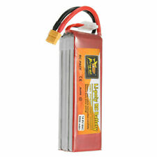 AU 4s 14.8v Lipo Battery Xt60 Plug for RC FPV Helicopter Drone Car 60c