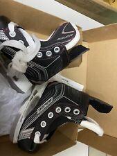New Bauer Vapor X200 Size 7 R Youth Black/silver Ice Hockey Skate Size 8 Shoe