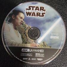 Star Wars: The Last Jedi 4K Ultra HD Disc